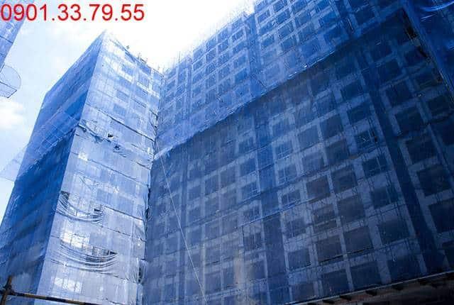 Tổng thể block C căn hộ Sky Center