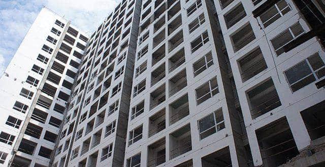 Tổng thể block C dự án Sky Center Hưng Thịnh