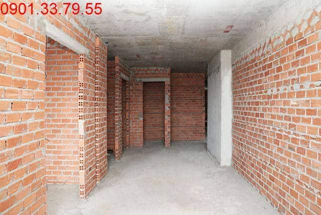 Xây tường bao căn hộ tầng 16 Block A dự án Lavita Garden Thủ Đức