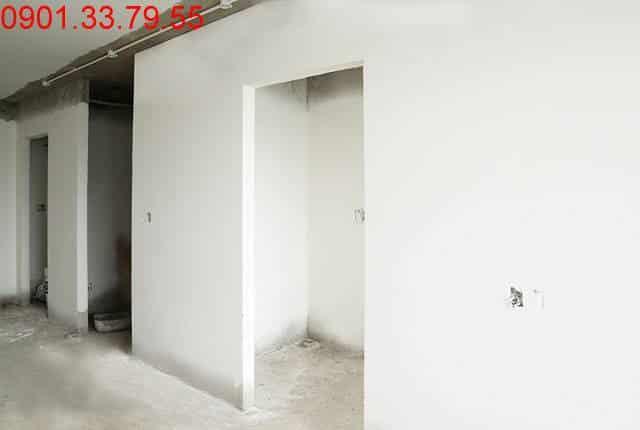 Bả sơn matit tầng 6 Block A chung cư Lavita Garden
