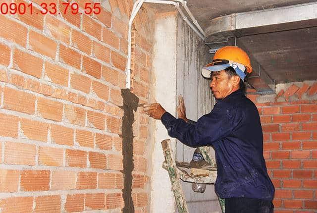 Thi công hệ thống M&E tầng 9 block C,D căn hộ Sky Center Tân Bình