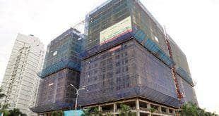 Tổng thể Block C dự án căn hộ florita Him Lam
