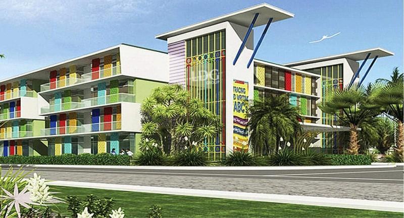 Trường học liên cấp tại Ciao home 9X