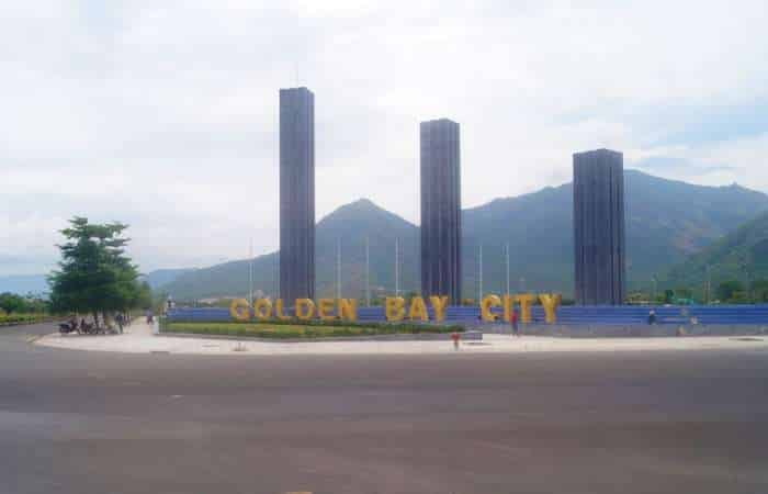 Phối cảnh dự án Golden Bay City
