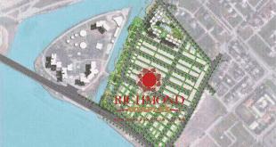 vị trí du an Richmond Complex quan 2