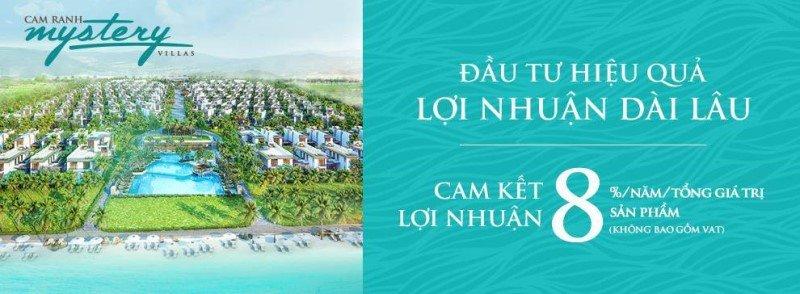 banner Cam Ranh Mystery Villas