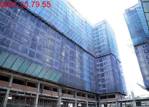Tổng thể Block C căn hộ florita