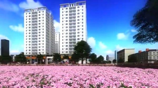 Căn hộ Florita - Bông hoa đẹp nhất vườn hoa Himlam quận 7