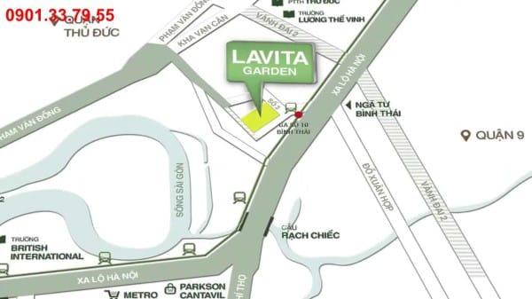 Những Điều Cần Biết Khi Đến Với  Căn Hộ Lavita Garden
