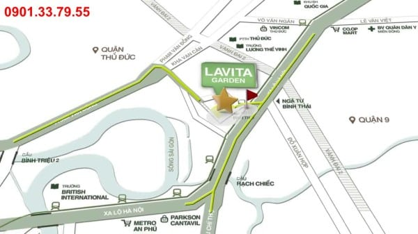 Lavita Garden