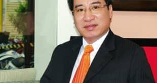 Doanh nhân Nguyễn Đình Trung