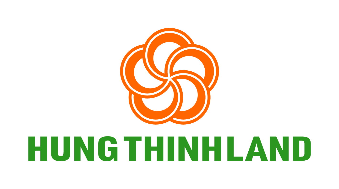 Logo Hưng Thịnh Land mới từ ngày 04/06/2020