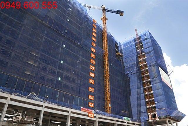 Hình ảnh tổng quan Block A 9 View Apartment