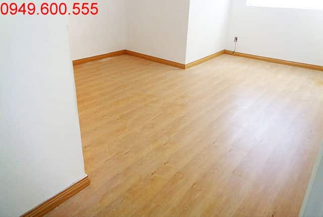 Lắp đặt sàn gỗ block A và block B chung cư Melody Vũng Tàu