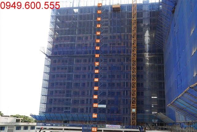 Hình ảnh tổng quan Block C căn hộ 9 view Apartment