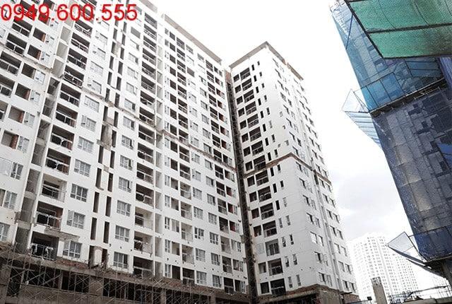 Tổng thể Block C căn hộ Florita Himlam