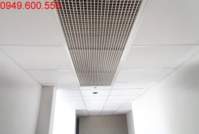 Lắp đặt hệ thống miệng gió block A và block B dự án Vũng Tàu Melody Hưng Thịnh