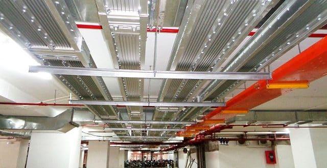 Công tác hoàn thiện tầng hầm dự án Vũng Tàu Melody