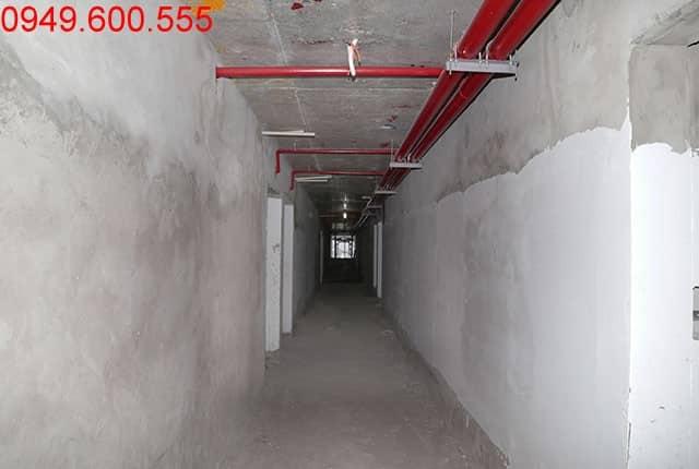 Lắp đặt hệ thống PCCC tầng 15 block A và tầng 16 block B căn hộ Lavita Garden