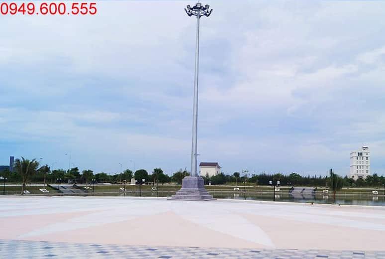 Hồ cảnh quan khu D17 Golden Bay Cam Ranh Hưng Thịnh