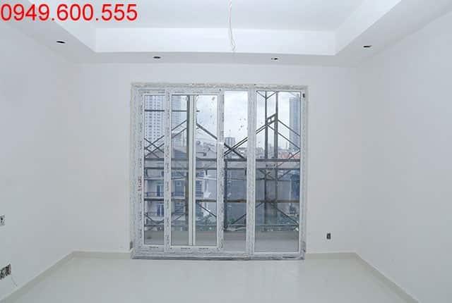Lắp đặt cửa căn hộ từ tầng 4 đến tầng 18 Block B, C dự án Florita Hưng Thịnh