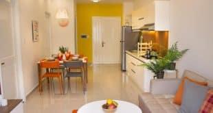 Mẫu căn hộ 9 View cho thuê