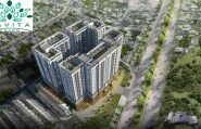 Phối cảnh tổng thể dự án căn hộ Lavita Charm