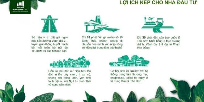 Tiềm năng phát triển dự án căn hộ Lavita Charm Thủ Đức