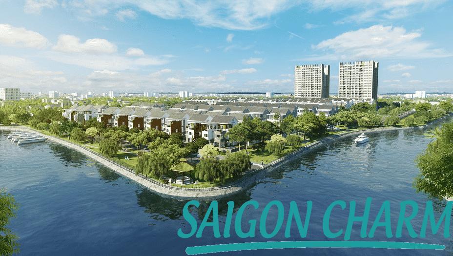 Dự án Saigon Charm Villas