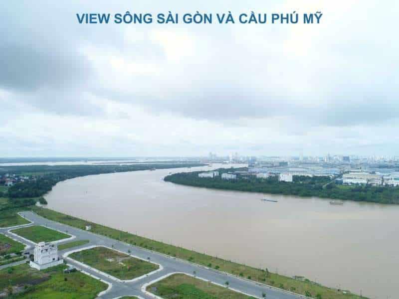 One Verandah View hướng Đông Nam
