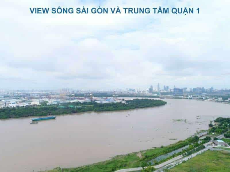 One Verandah View hướng Tây Bắc
