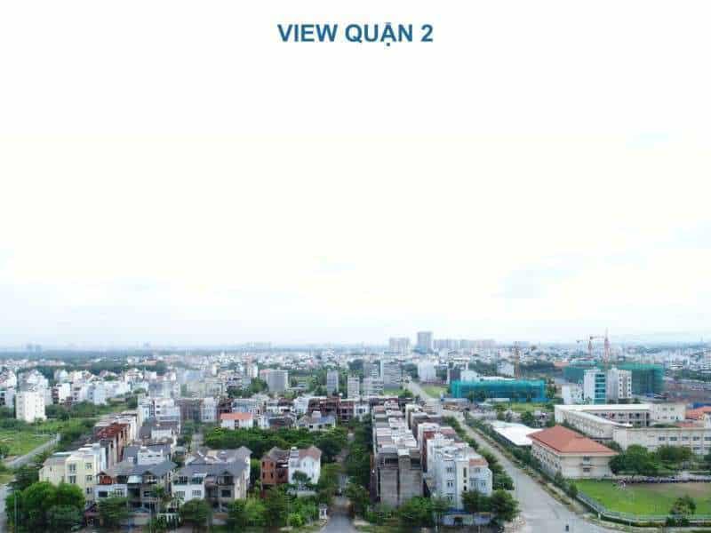 One Verandah View hướng Bắc