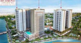 Cho thuê căn hộ chung cư Richmond City