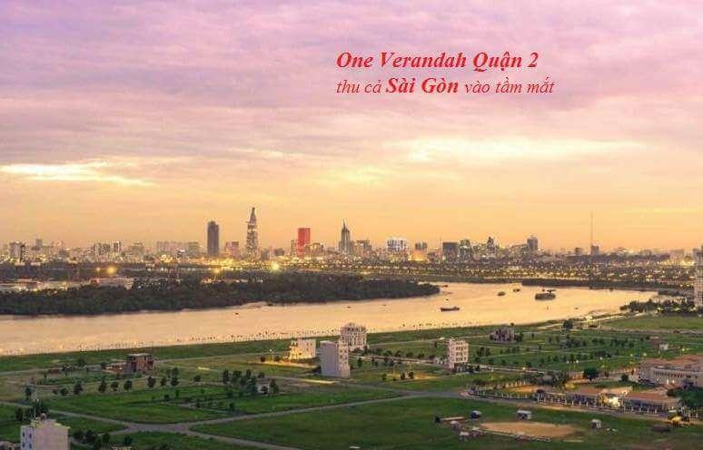 Khong gian thơ mộng bên sông Sài Gòn của One Verandah