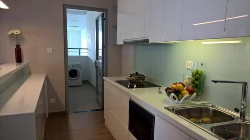 Mẫu căn hộ Moonlight Park View cho thuê