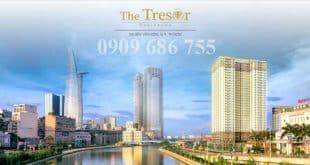 Tổng quan khu cho thuê căn hộ the The Tresor