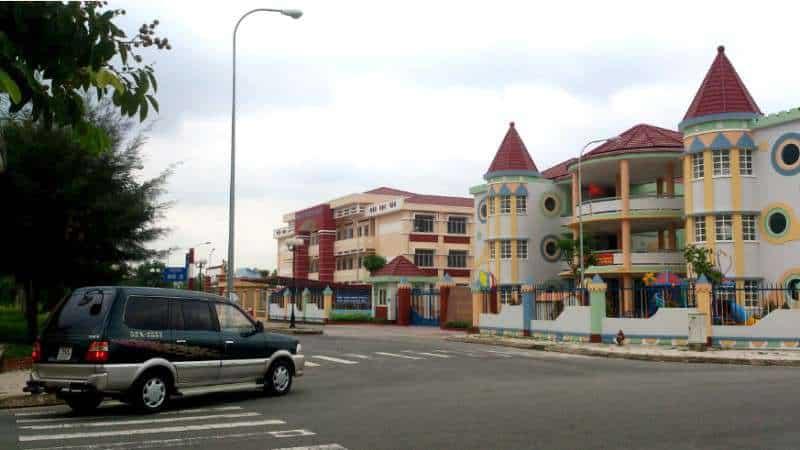 Trường tiểu học Nguyễn Văn Tây