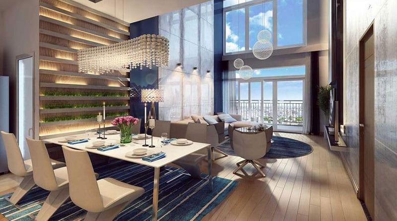 căn hộ mẫu luxury 6