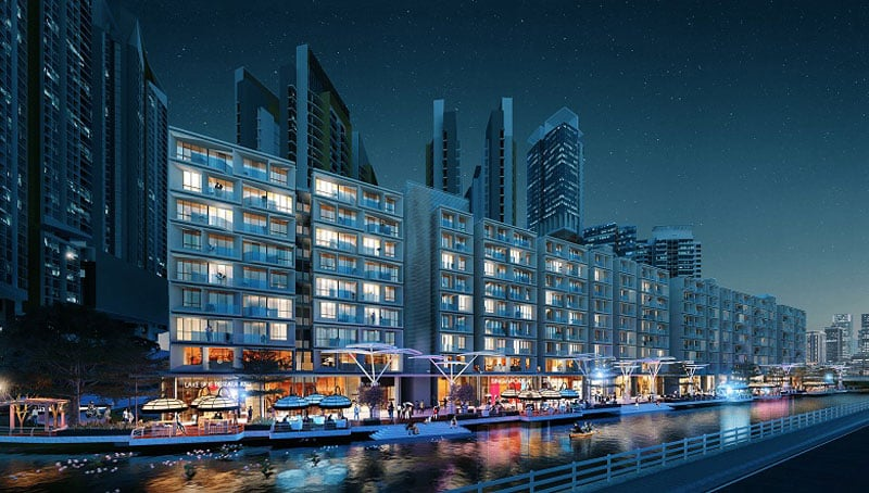 Phối cảnh dự án căn hộ gs metro city