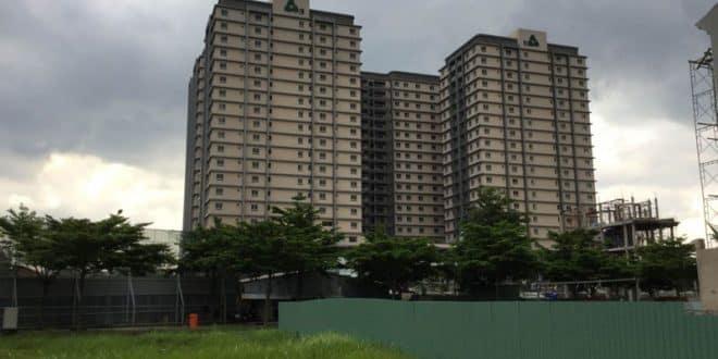 hình chụp căn hộ Cosmo city quận 7
