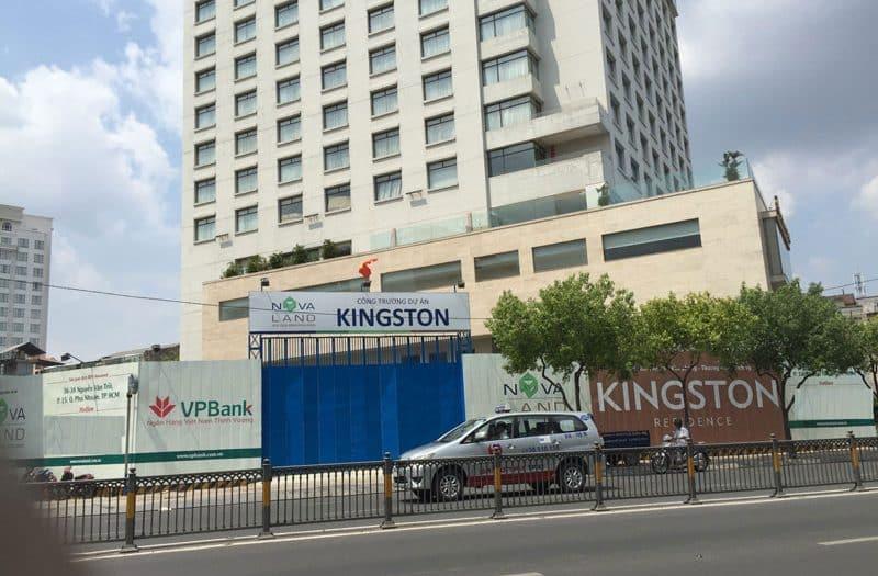 Cho thuê căn hộ Kingson Residence