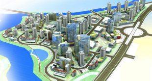 mặt bằng phân khu khu đô thị gs metro city