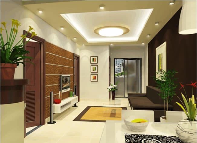Thiết kế căn hộ 8X Đầm Sen
