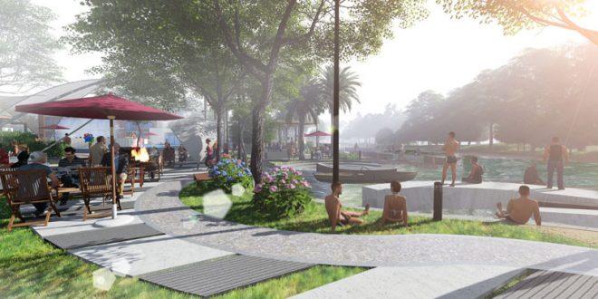 công viên gs metro city