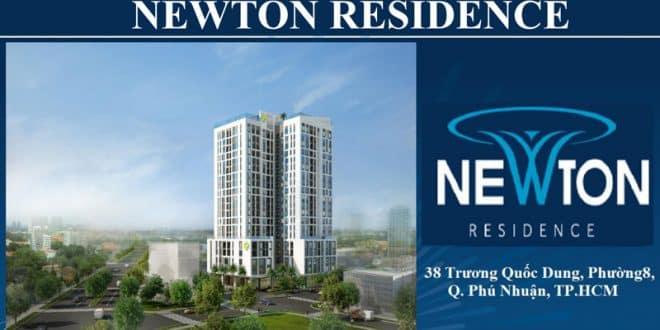 Tổng quan căn hộ Newton Residence