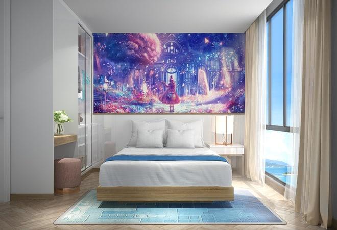 Căn hộ mẫu Coco Wonderland Resort