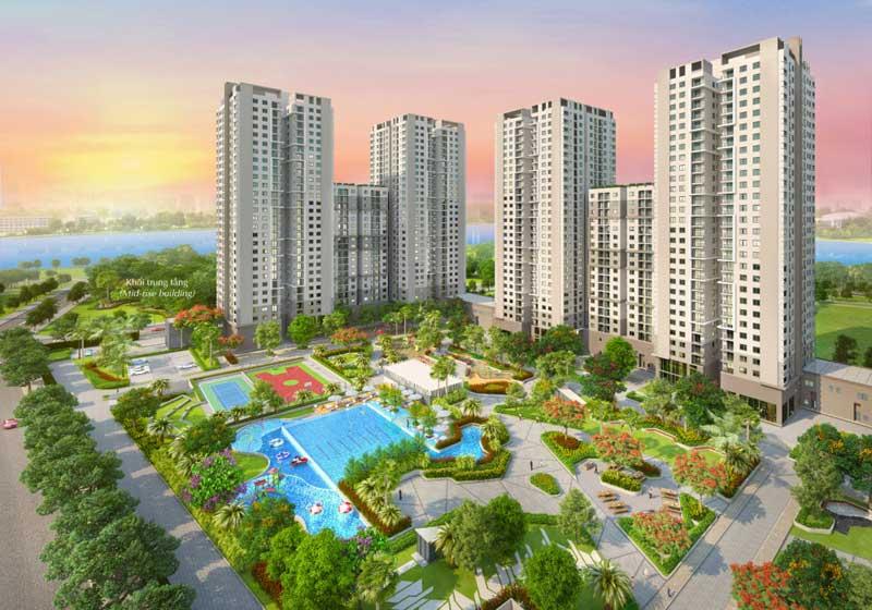 Căn hộ Saigon South Residence