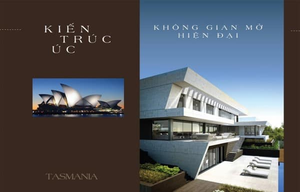 Kiến trúc Úc tại Golden Bay