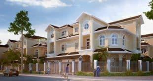 Biệt thự mẫu Golden Bay Cam Ranh