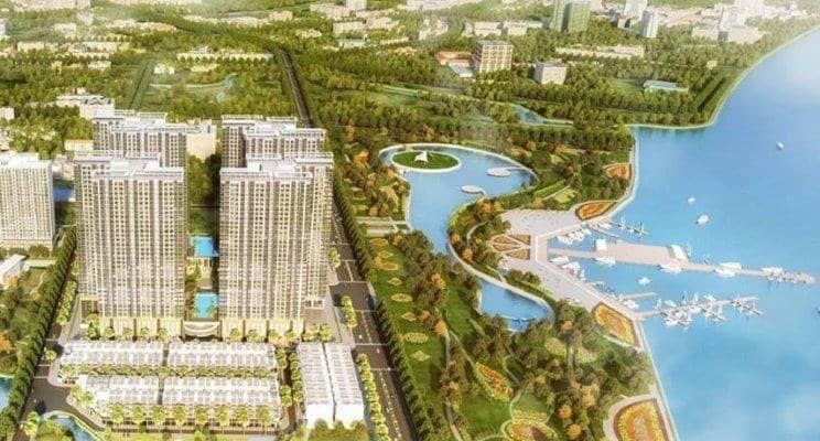 Cảnh quang Q7 Riverside Complex